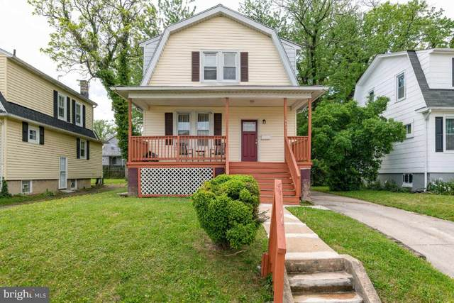 3813 Fernhill Avenue, BALTIMORE, MD 21215 (#MDBA538274) :: Corner House Realty