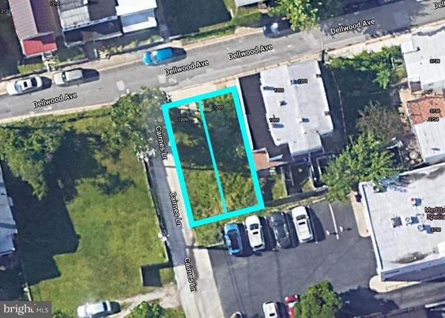 1209 Dellwood Avenue, BALTIMORE, MD 21211 (#MDBA538276) :: EXIT Realty Enterprises