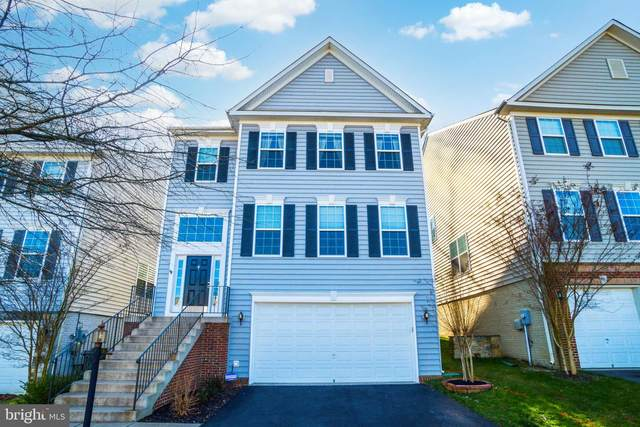 3405 Eagle Ridge Drive, WOODBRIDGE, VA 22191 (#VAPW513820) :: AJ Team Realty