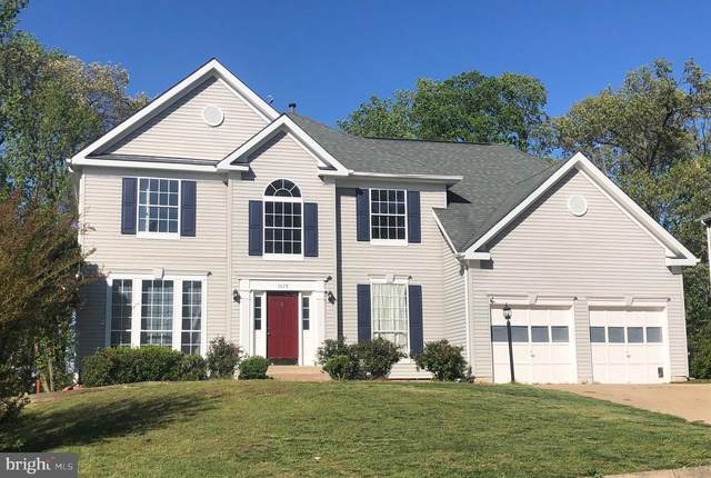 3678 Thomasson Crossing Drive, TRIANGLE, VA 22172 (#VAPW513822) :: EXIT Realty Enterprises
