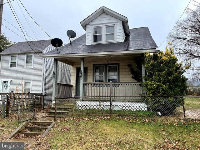 37 Linden Avenue, TRENTON, NJ 08610 (#NJME307258) :: Keller Williams Real Estate
