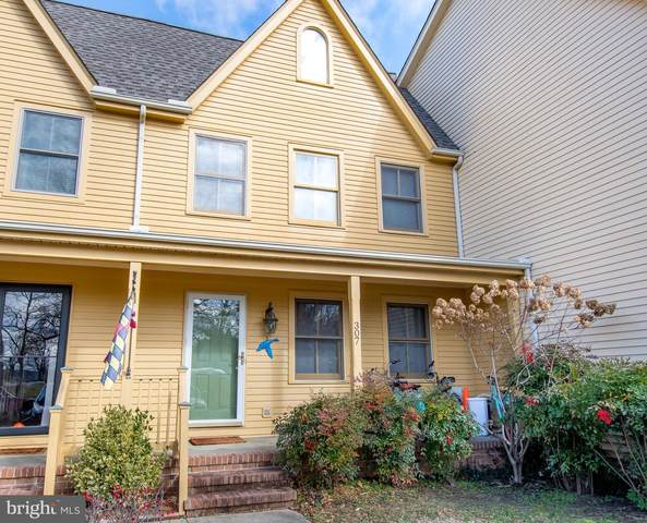 307 S Queen Street, CHESTERTOWN, MD 21620 (#MDKE117594) :: Jacobs & Co. Real Estate