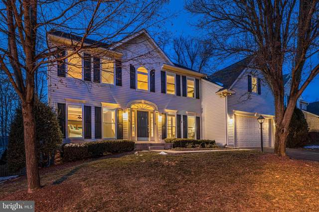 6370 Claridge Drive N, FREDERICK, MD 21701 (#MDFR277098) :: AJ Team Realty