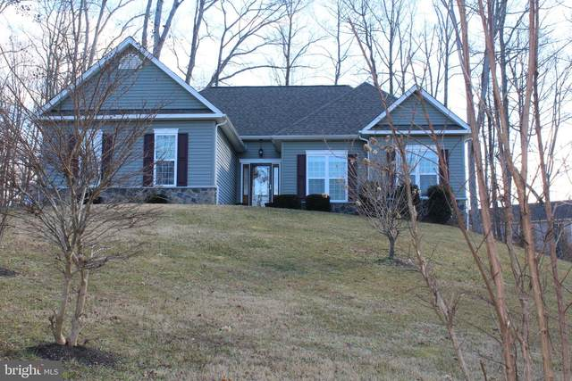 9317 Blackbird Loop, CULPEPER, VA 22701 (#VACU143502) :: AJ Team Realty