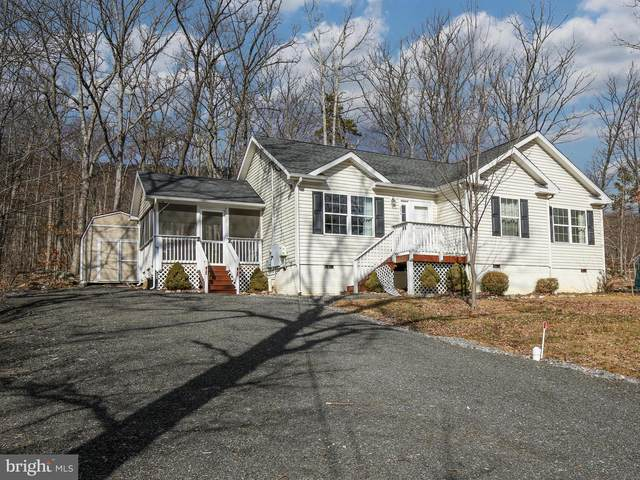 234 Graywolf Trail, WINCHESTER, VA 22602 (#VAFV161942) :: Revol Real Estate