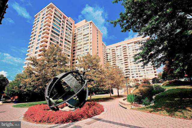 5500 Friendship Boulevard 916N, CHEVY CHASE, MD 20815 (#MDMC742742) :: CENTURY 21 Core Partners