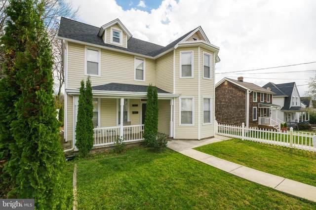 412 Fairmount Avenue, BALTIMORE, MD 21286 (#MDBC518710) :: The Riffle Group of Keller Williams Select Realtors