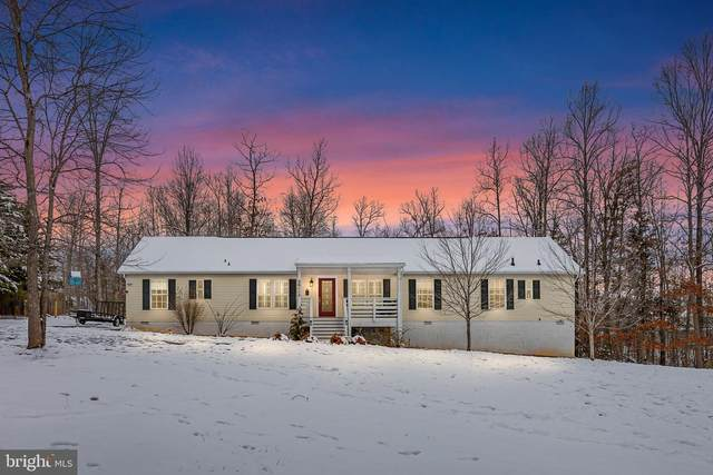 26115 Indian Trace, UNIONVILLE, VA 22567 (#VAOR138380) :: ExecuHome Realty