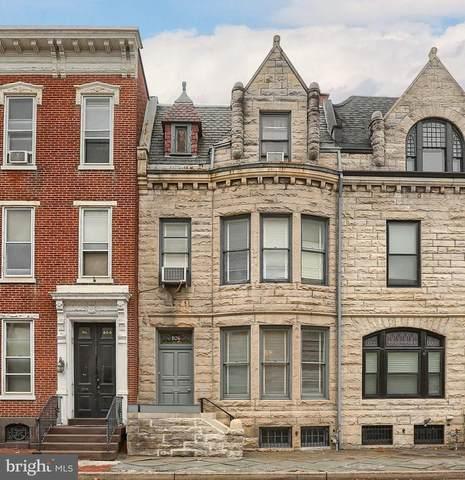 806 N 2ND Street, HARRISBURG, PA 17102 (#PADA129754) :: The Joy Daniels Real Estate Group