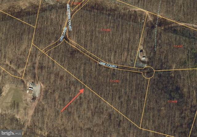 LOT 22 Ore Court, HEDGESVILLE, WV 25427 (#WVMO117988) :: AJ Team Realty