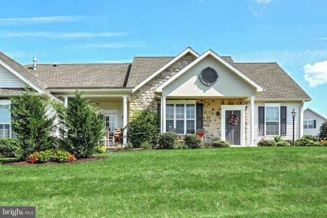 63 Dolomite Drive 42B, YORK, PA 17408 (#PAYK152272) :: The Craig Hartranft Team, Berkshire Hathaway Homesale Realty