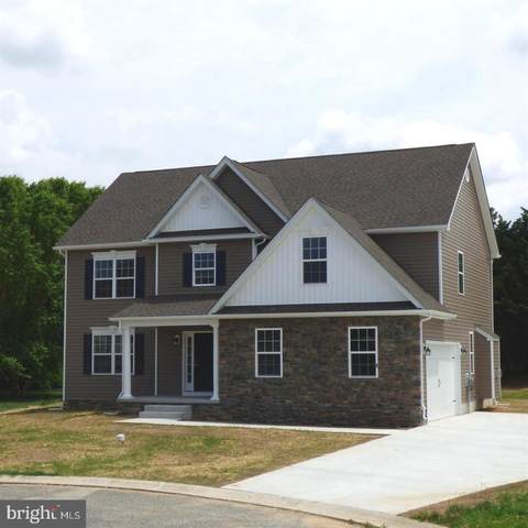 123 Pond Drive, MILTON, DE 19968 (#DESU176704) :: Atlantic Shores Sotheby's International Realty