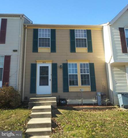 820 Angel Valley Court, EDGEWOOD, MD 21040 (#MDHR256274) :: EXIT Realty Enterprises
