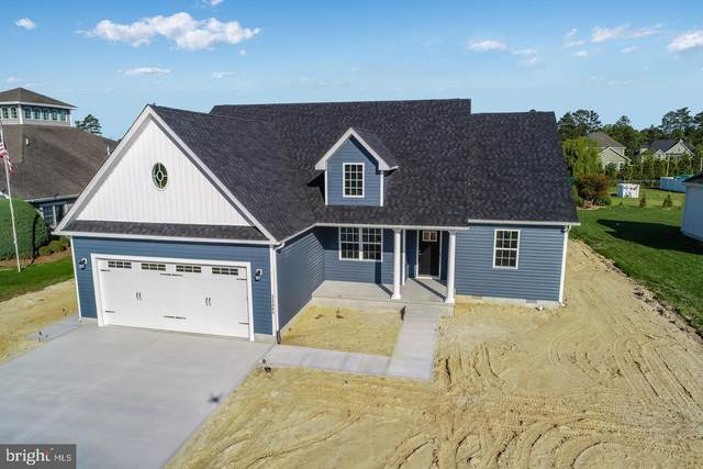119 Pond Drive, MILTON, DE 19968 (#DESU176708) :: Atlantic Shores Sotheby's International Realty