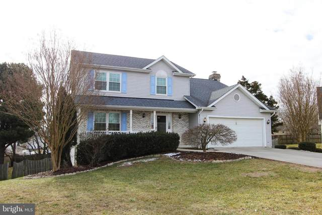 2114 Country Pines Court, WALDORF, MD 20601 (#MDCH221458) :: The Miller Team
