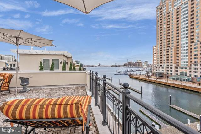 633 Ponte Villas South #125, BALTIMORE, MD 21230 (#MDBA538500) :: Gail Nyman Group