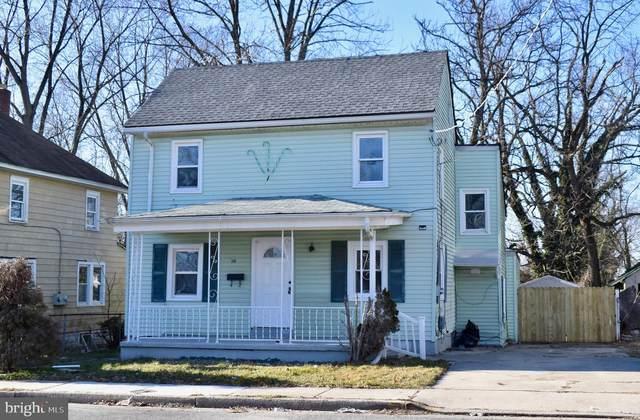 200 S Broad Street, PENNS GROVE, NJ 08069 (MLS #NJSA140788) :: The Sikora Group