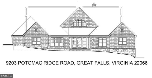 9203 Potomac Ridge Road, GREAT FALLS, VA 22066 (#VAFX1178560) :: AJ Team Realty