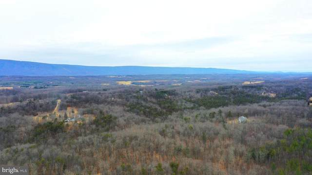 Lot 8A Reynolds Road, CROSS JUNCTION, VA 22625 (#VAFV161984) :: AJ Team Realty