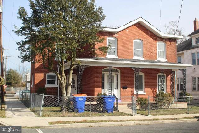 621 Church Street, MILLVILLE, NJ 08332 (MLS #NJCB131170) :: The Sikora Group