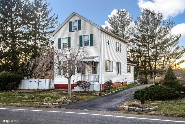 32 Chesterfield Crosswicks Road, CHESTERFIELD, NJ 08515 (#NJBL390662) :: McClain-Williamson Realty, LLC.