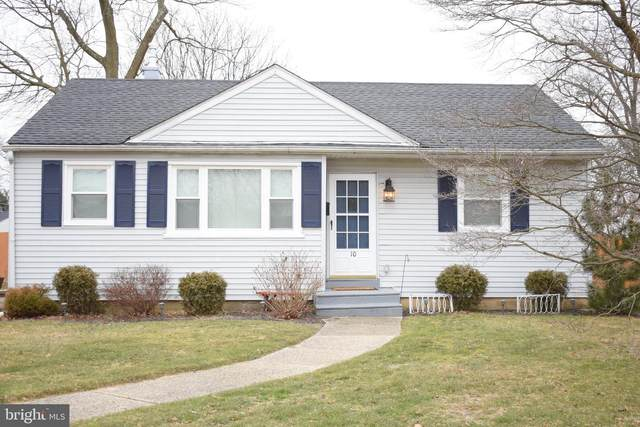 10 Gainor Avenue, MAPLE SHADE, NJ 08052 (#NJBL390686) :: Holloway Real Estate Group
