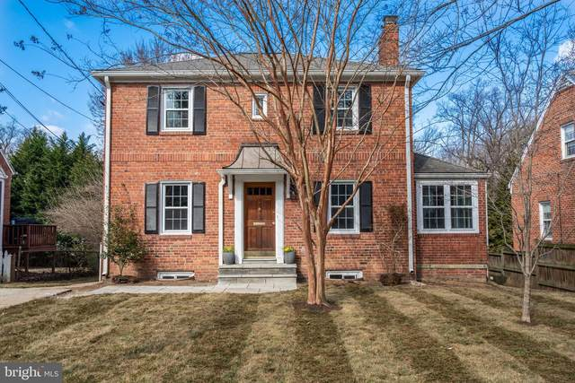 5328 Baltimore Avenue, CHEVY CHASE, MD 20815 (#MDMC743046) :: Advance Realty Bel Air, Inc