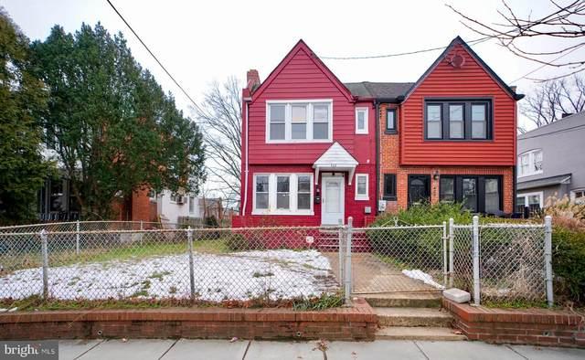 422 Peabody Street NW, WASHINGTON, DC 20011 (#DCDC506212) :: EXIT Realty Enterprises