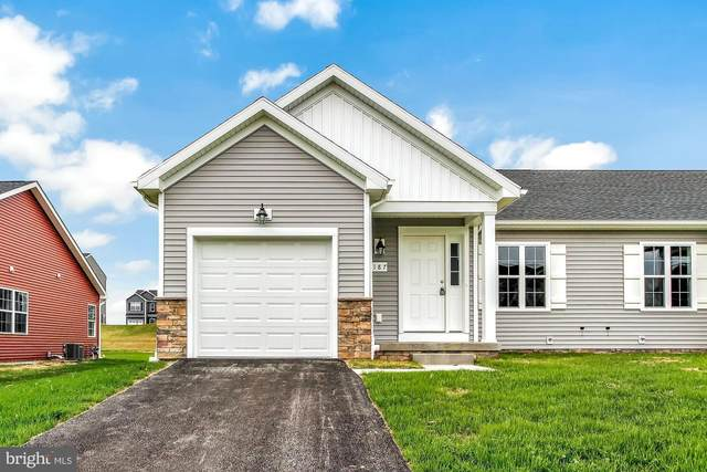 22 Solar Court, HANOVER, PA 17331 (#PAAD114796) :: The Joy Daniels Real Estate Group