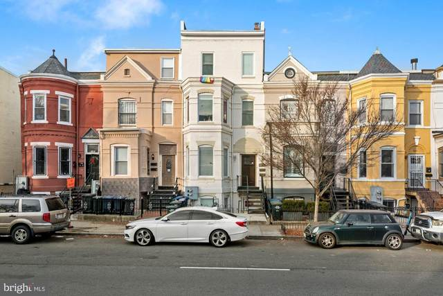 1616 6TH Street NW #1, WASHINGTON, DC 20001 (#DCDC506234) :: SURE Sales Group