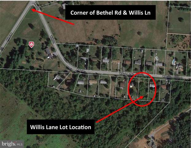 Willis Lane, FREDERICK, MD 21702 (#MDFR277240) :: The Matt Lenza Real Estate Team