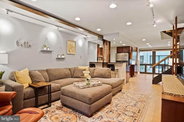 1615 Q Street NW T5, WASHINGTON, DC 20009 (#DCDC506240) :: LoCoMusings