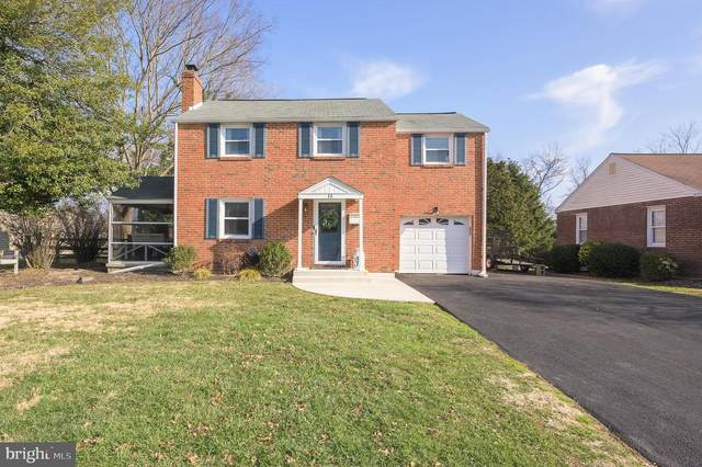 11 E Dale Road, WILMINGTON, DE 19810 (#DENC520400) :: Linda Dale Real Estate Experts