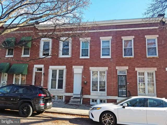 609 Ashburton Street, BALTIMORE, MD 21216 (#MDBA538672) :: EXIT Realty Enterprises