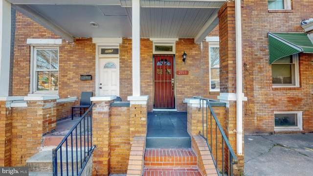 2513 E Chase Street, BALTIMORE, MD 21213 (#MDBA538674) :: SURE Sales Group