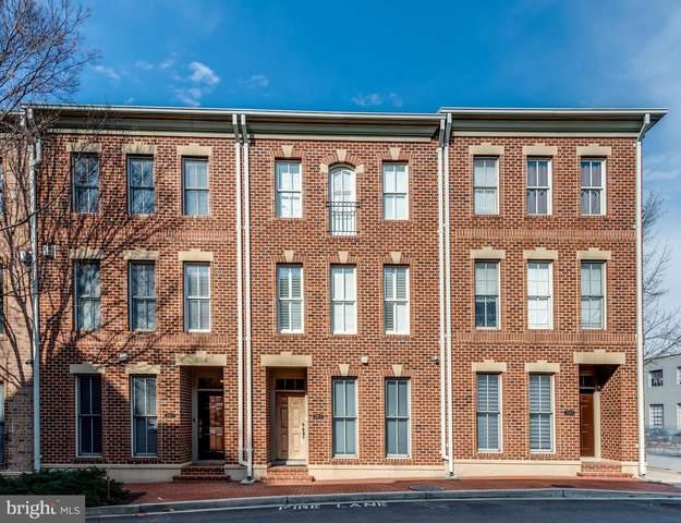 2321 Boston Street #5, BALTIMORE, MD 21224 (#MDBA538688) :: Revol Real Estate
