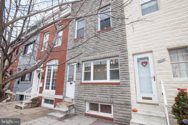 326 S Clinton Street, BALTIMORE, MD 21224 (#MDBA538700) :: Shawn Little Team of Garceau Realty