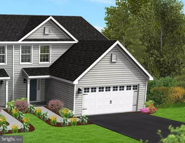 7443 Saint Patrick Ct. #18, ABBOTTSTOWN, PA 17301 (#PAYK152404) :: The Joy Daniels Real Estate Group