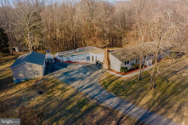 350 Sun Park Lane, HUNTINGTOWN, MD 20639 (#MDCA180932) :: Hergenrother Realty Group
