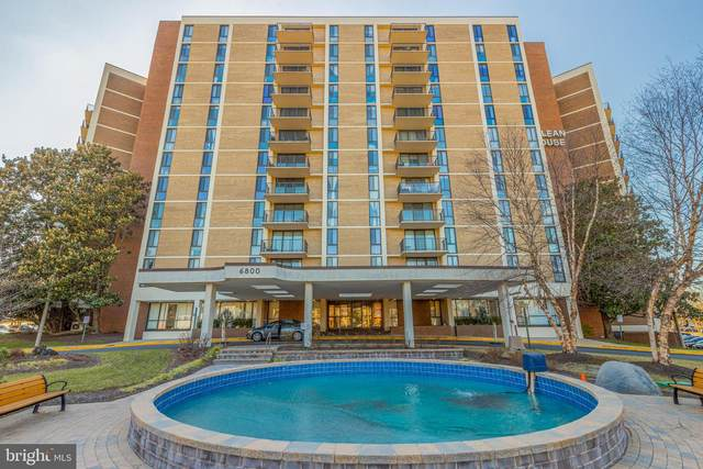 6800 Fleetwood Road #1015, MCLEAN, VA 22101 (#VAFX1178936) :: Network Realty Group