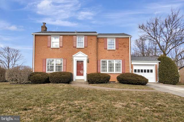 101 Alders Drive, WILMINGTON, DE 19803 (#DENC520416) :: CoastLine Realty