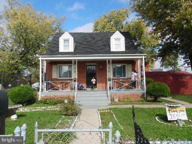 2807 Millvale Avenue, DISTRICT HEIGHTS, MD 20747 (#MDPG595632) :: AJ Team Realty