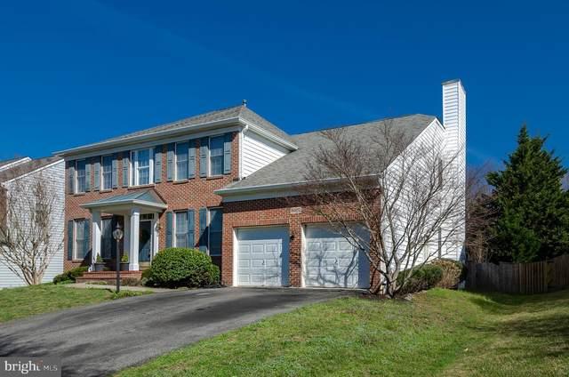 5302 Grovemont Drive, ELKRIDGE, MD 21075 (#MDHW290150) :: RE/MAX Advantage Realty