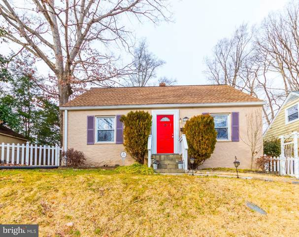 10610 S Dunmoor Drive, SILVER SPRING, MD 20901 (#MDMC743192) :: The MD Home Team