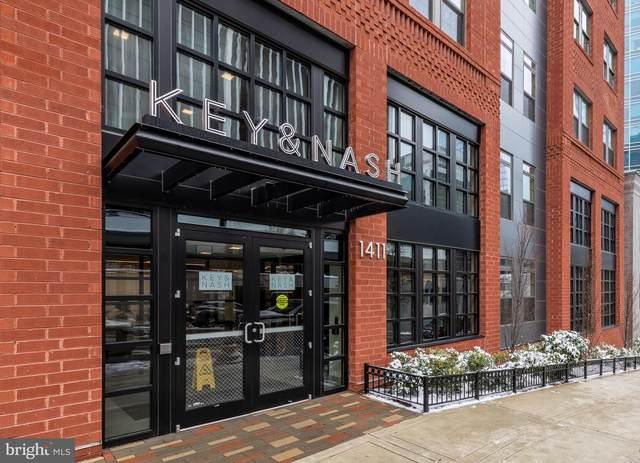 1411 Key Boulevard #211, ARLINGTON, VA 22209 (#VAAR175858) :: The Licata Group/Keller Williams Realty