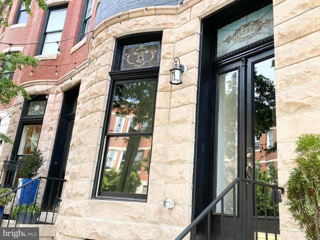 2335 Madison Avenue, BALTIMORE, MD 21217 (#MDBA538840) :: Jennifer Mack Properties