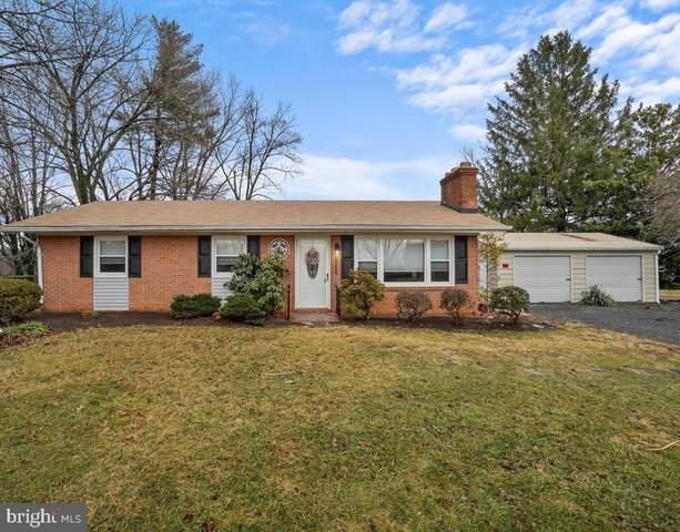 13003 Penn Shop Road, MOUNT AIRY, MD 21771 (#MDFR277300) :: VSells & Associates of Compass