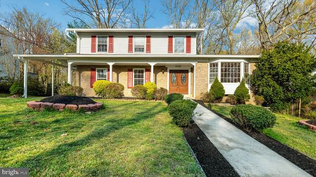 4628 Tara Drive, FAIRFAX, VA 22032 (#VAFX1179100) :: Crews Real Estate
