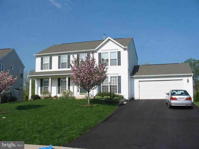 5343 Ivywood Drive N, FREDERICK, MD 21703 (#MDFR277304) :: New Home Team of Maryland
