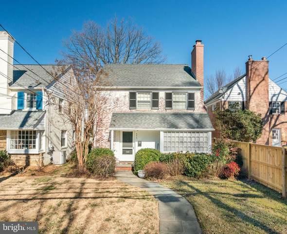 4465 Q Street NW, WASHINGTON, DC 20007 (#DCDC506504) :: The Licata Group/Keller Williams Realty